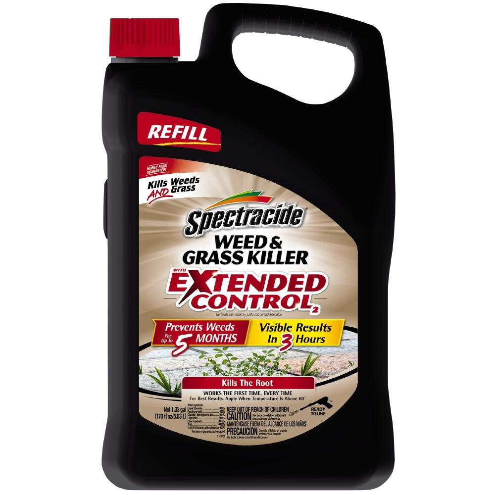 Weed and Grass Killer 1.3 gal. Extended Control Refill